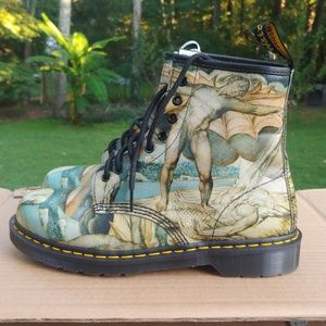 Dr. Martens William Blake 1460 Pascal boots